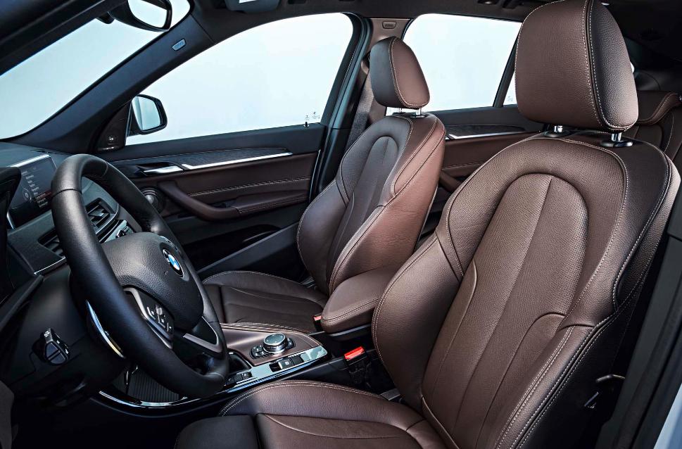 all new 2019 bmw x1 interior