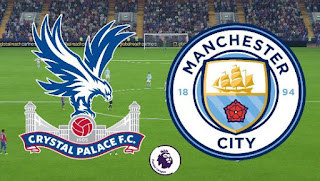 Link Live Streaming Crystal Palace vs Manchester City 31 Desember 2017