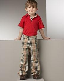 66817e6aa اقوى الماركات العالمية 2013 , ملابس الاطفال ماركة بربري 2014 | موقع ...