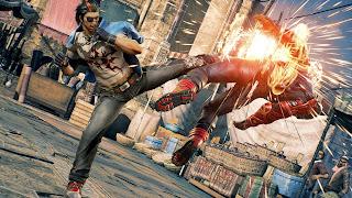 Tekken 7 PS4 Wallpaper