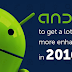New things in Android Application Development