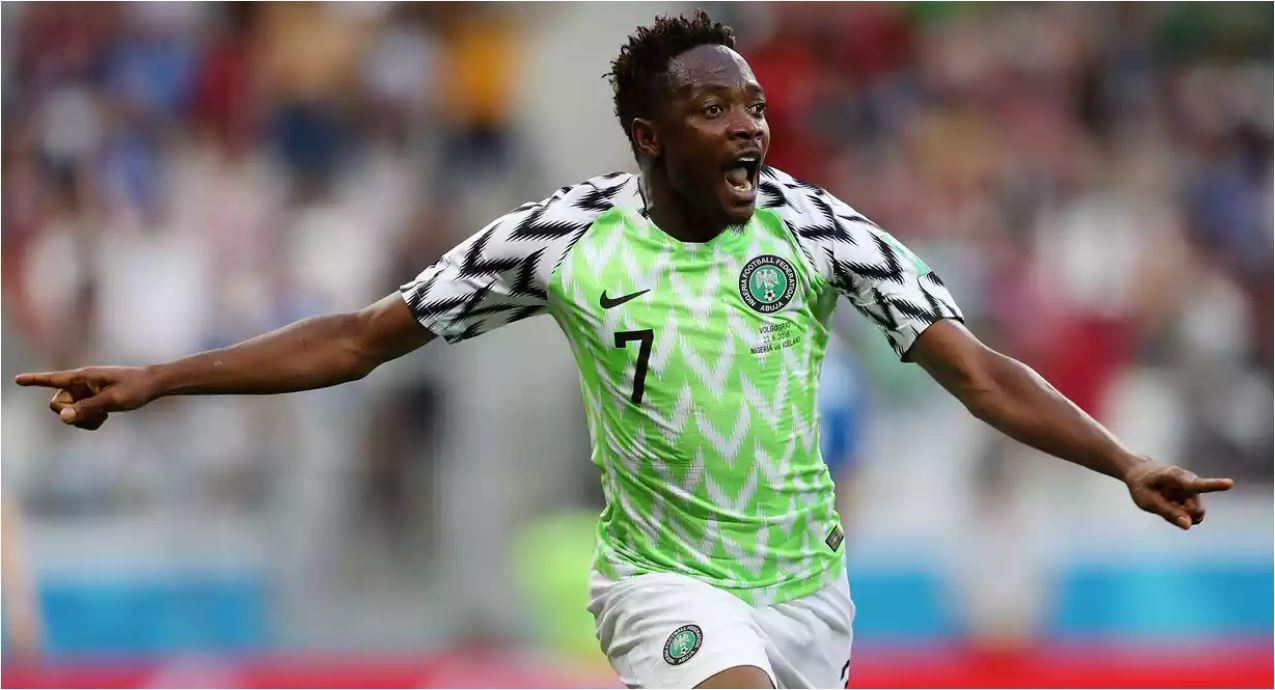 Hasil Nigeria vs Islandia Skor Akhir 2-0   Fase Group D World Cup 2018