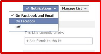 how to edit your close friends list on facebook