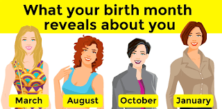 Your Birth Month Says What Kind Of Women You Are
