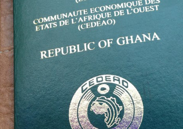 Issue of Ghana passport is temporary on hold: Ghanaians travel on
