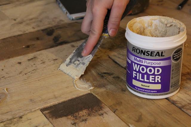 Ronseal Natural Wood Filler
