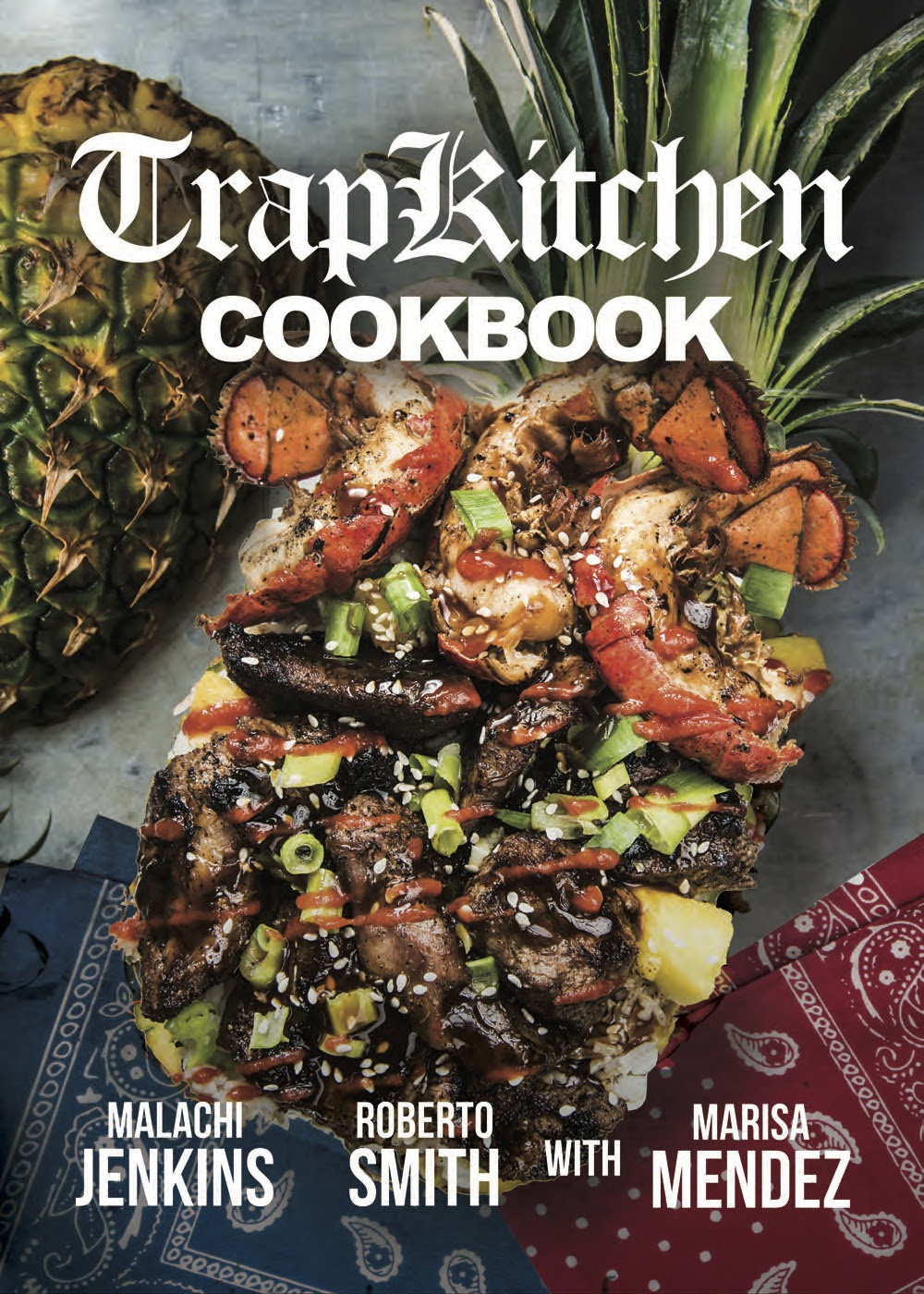 trapkitchenla two compton guys with a passion for food trap kitchen the cookbook out now - Trap Kitchen
