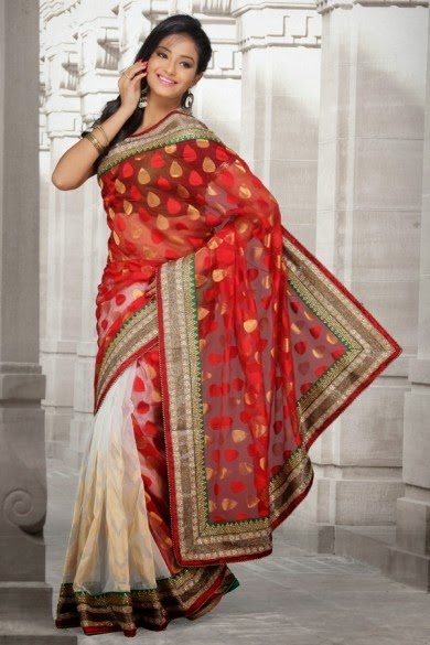 573e481fcc51e0 If you are visiting Kolkata for the very first time it is important that  you know about the kinds of sarees that you can pick up from here.