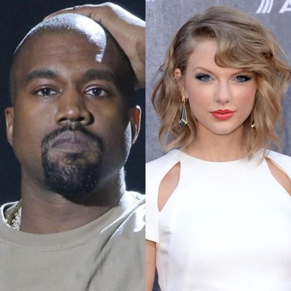Famosos defienden a Taylor Swift del ataque de Kanye West.