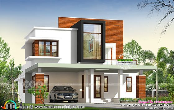 2655 square feet 3 bedroom modern house