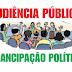 BROTAS DE MACAÚBAS: AUDIÊNCIA PÚBLICA - DATA DE EMANCIPAÇÃO POLÍTICA