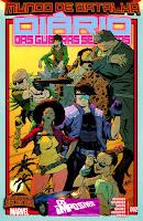 Diário das Guerras Secretas v1 #2