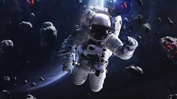 Space, Astronaut, 4K, #4.767