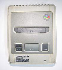 Versión coreana del SNES autorizada por Nintendo