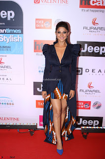 Jennifer Winget at the Red Carpet of Hindustan Times Most Stylish Awards 2017 on March 24, 2017 in Mumbai 1.JPG