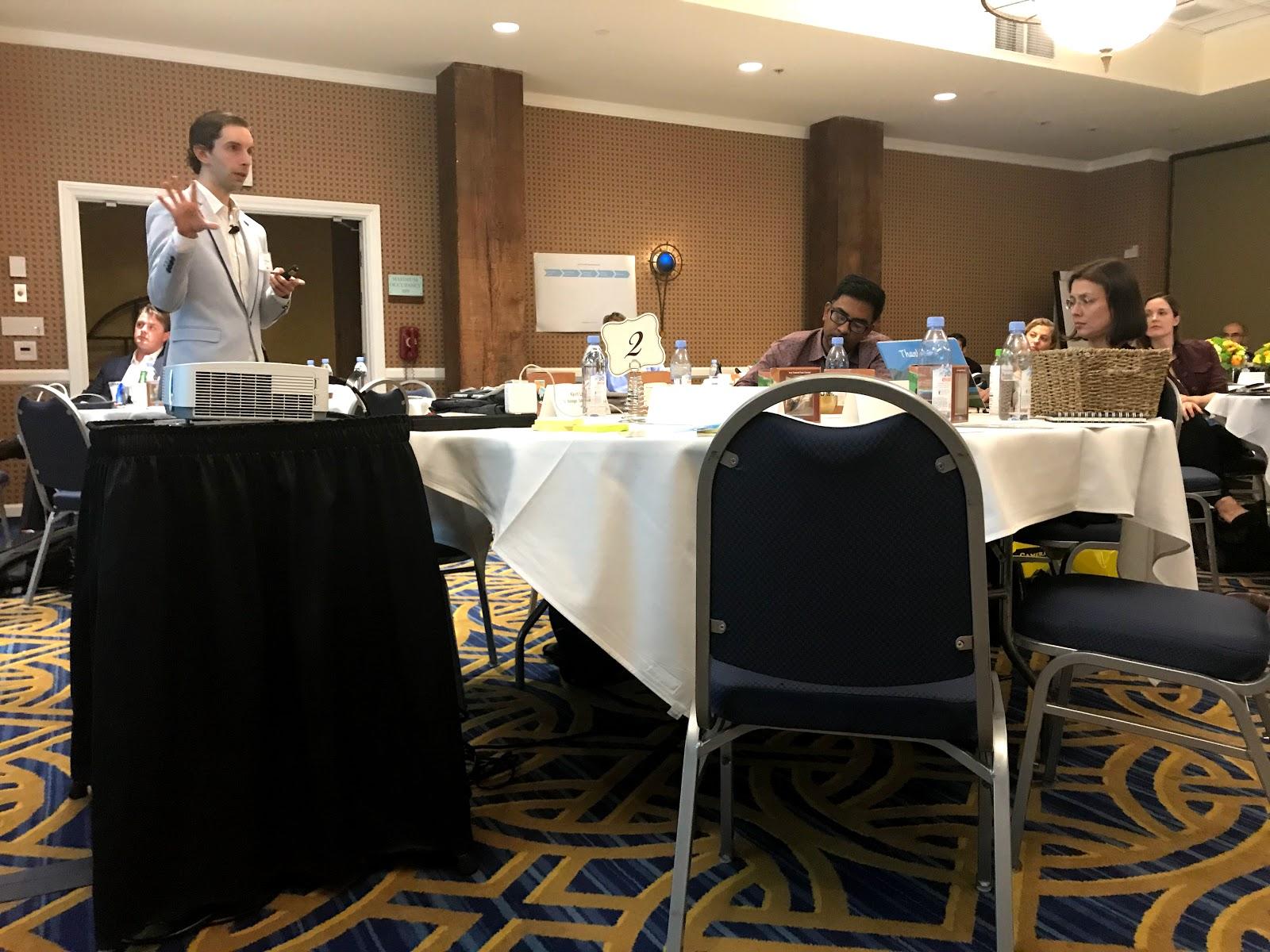 Tigh Loughhead and Gilad Raichshtain on the Einstein Customer Advisory Board