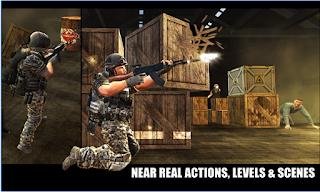 Game Army the Commando Survival V1.0 MOD Apk ( MOD Money )