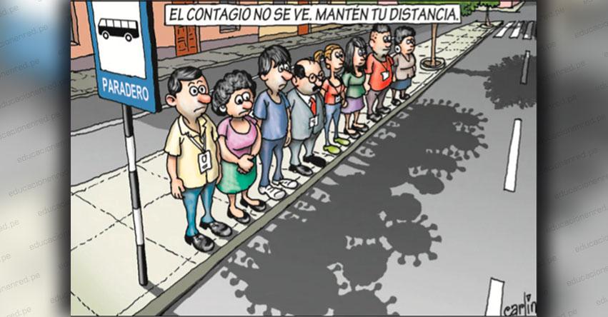 Carlincaturas Jueves 19 Marzo 2020 - La República