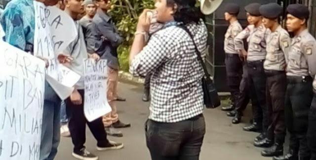 Demo Mahasiswa NTB Desak KPK Berani Seret & Penjarakan Tuanku Guru Bajang Memanas, Ternyata Kasus Korupsinya Sampai Rugikan Negara 2,6 Triliun