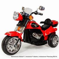Motor Mainan Aki Pliko PK6900N New Harley