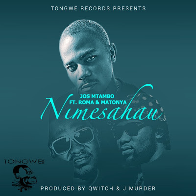 Download Audio | Jos Mtambo ft Roma & Matonya - Nimesahau