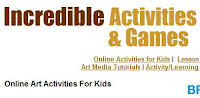 Fine Arts Games homepage