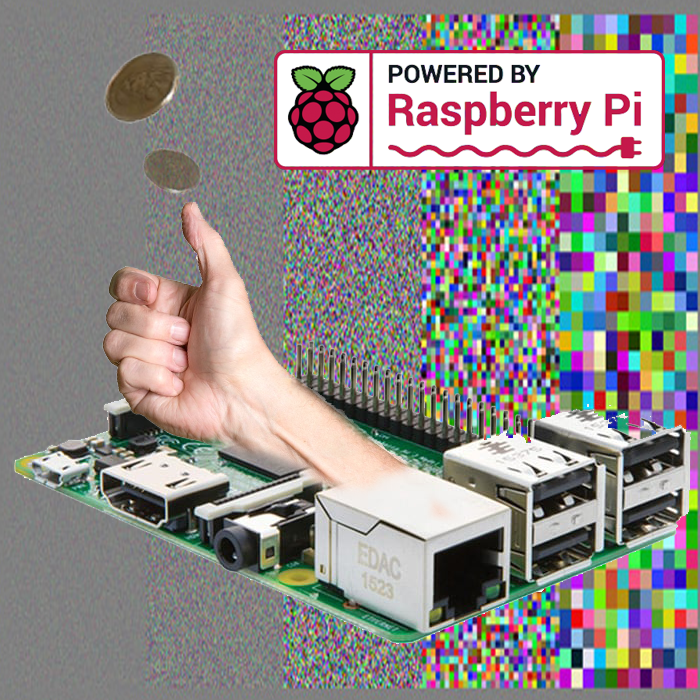 True Random from your Raspberry Pi | robot resource