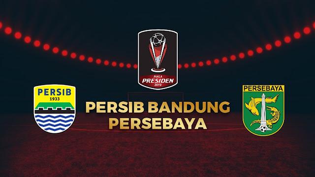 Tiket Online Persib Vs Persebaya 7 Maret 2019 Piala Presiden