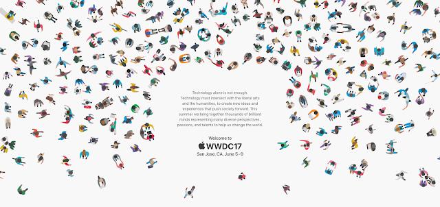 شركة أبل تعلن عن مؤتمر WWDC17 بتاريخ 5 يونيو القادم