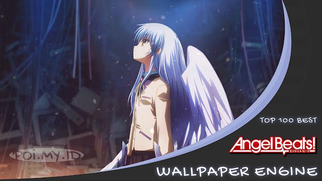 Angel Beats Wallpaper Engine Part 1 Wepoi