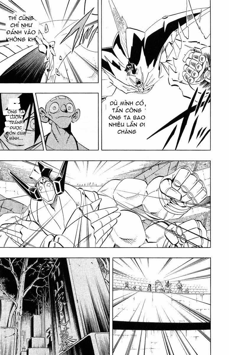 Shaman King [Vua pháp thuật] chap 223 trang 7
