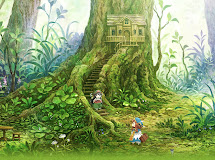 """[REVIEW ANIME] """"Hakumei to Mikochi"""": Dua Gadis Bertinggi 9cm Yang Hidup Di Pohon"""
