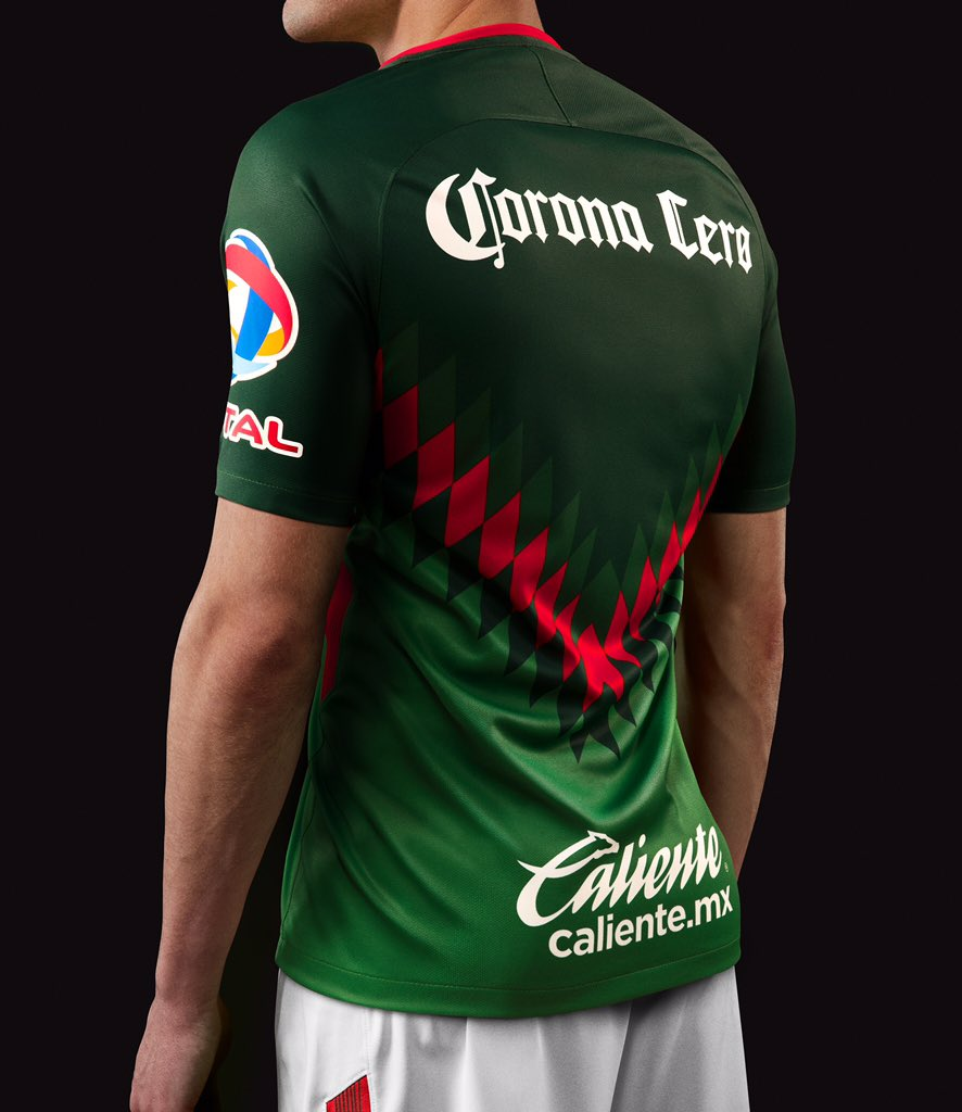 Stunning Mexico Inspired Nike Club America 2018 Fourth Kit Released