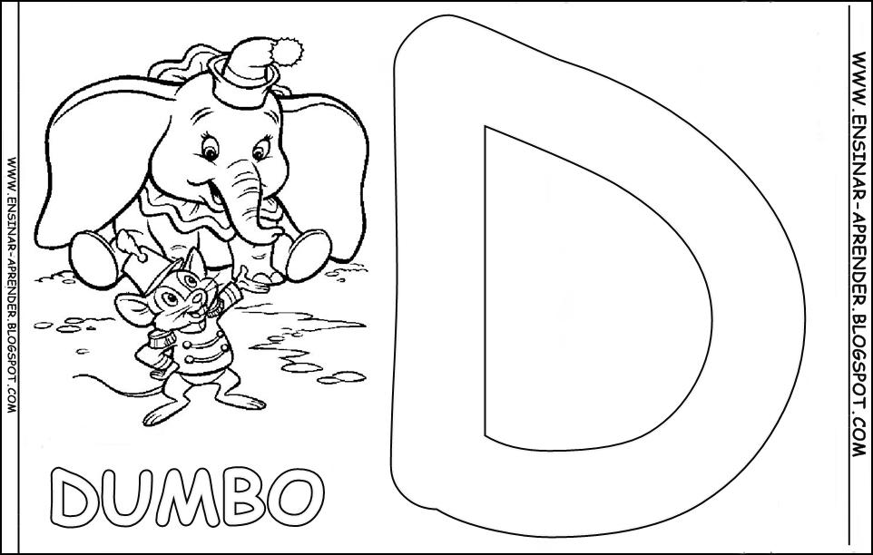 Desenho De Letra Z De Zoológico Para Colorir: Blog Professor Zezinho : ALFABETO COM PERSONAGENS DE
