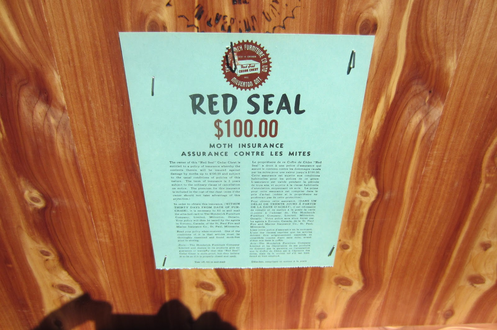 Red Cedar Chest Company