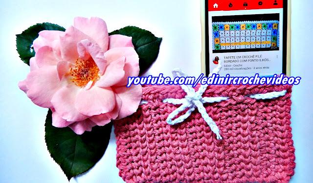 case celular aprender croche edinir-croche youtube curso de croche facebook