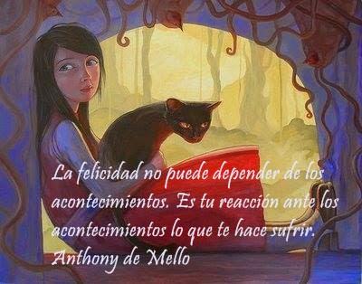 Alma Violeta Frases De Anthony De Mello