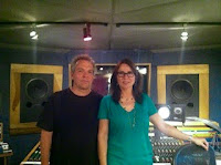 Patty Smyth Keith Mack Threshold Recording Studios NYC