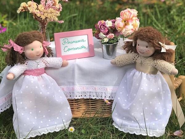 Dollstories - muñecas de Comunión que enamoran