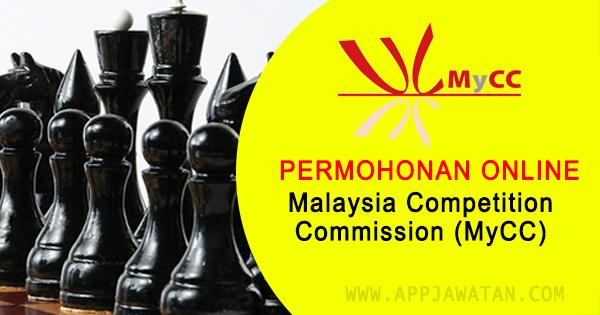 Jawatan Kosong di Malaysia Competition Commission (MyCC) - 30 November 2018