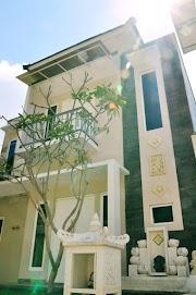 Villa Batu Malang - Fasilitas Kolam Renang Semi Hotel