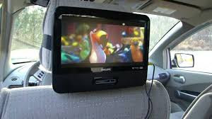 backseat dvd player