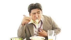 Tanda Makan Kompulsif