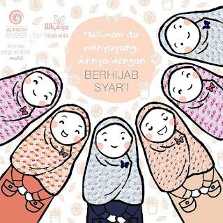 Animasi Hijab Alila terbaru 2015