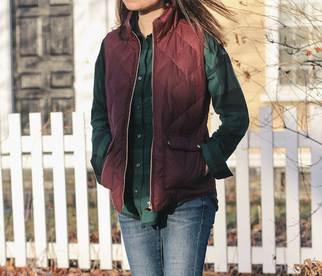 New England Style Excursion Vest