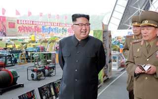 Kim Jong-Un fires ANOTHER ballistic missile that lands 60 miles from RUSSIA - after months of threatening Trump with nuclear war and days after a new president took office in South Korea