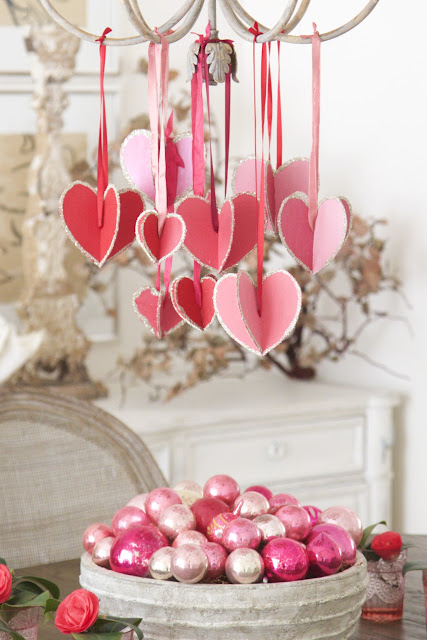 "DIY: ""Hearts-and-Crafts"" for Valentine's Day; Nora's Nest"