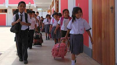 suspenden clases en 13 colegios de Sullana por casos de influenza
