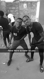 Junior Dance ft. Mauro Boneco - Tá bater no Pau (Afro House) [DOWNLOAD]