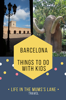 Barcelona things to do with kids